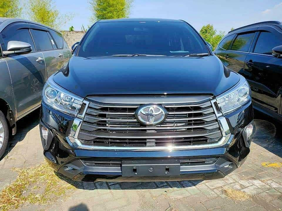 Toyota Innova Facelift Spotted, Dealer Dispatch Commences In Indonesia