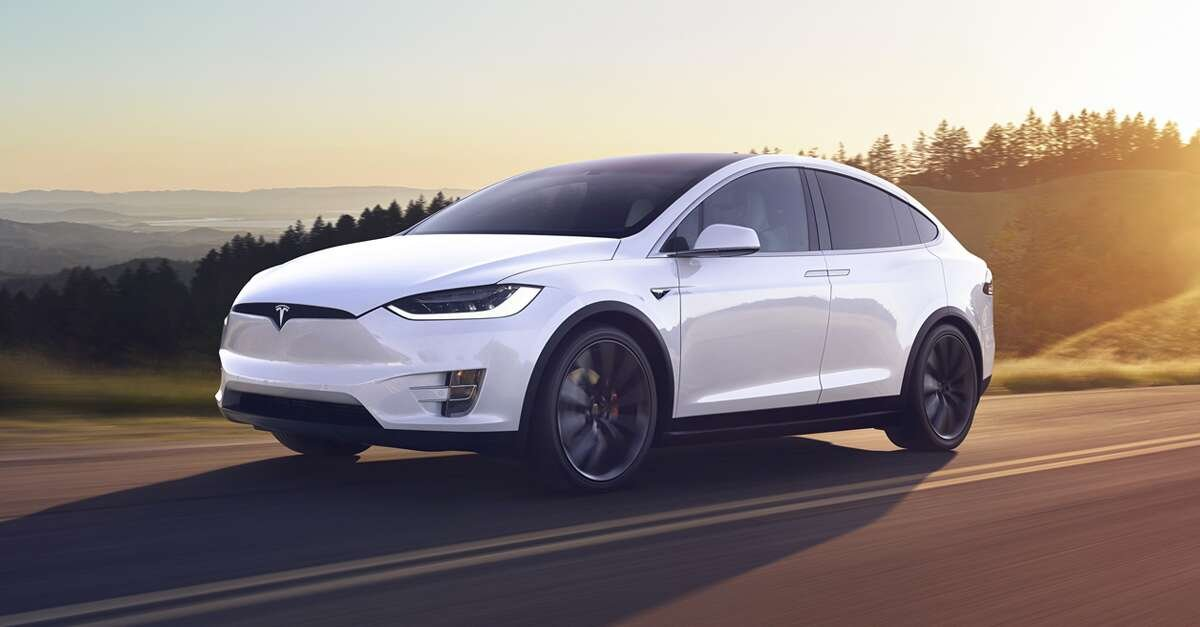 Front-side-look-of-Tesla-cars