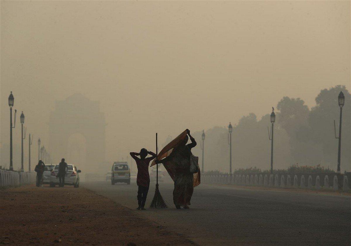 air-polution-india