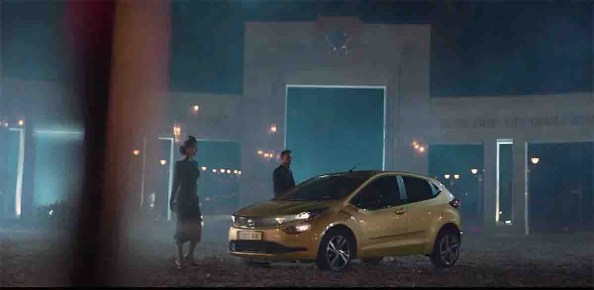 New TVC of Tata Altroz Highlights The 5-Star NCAP Score