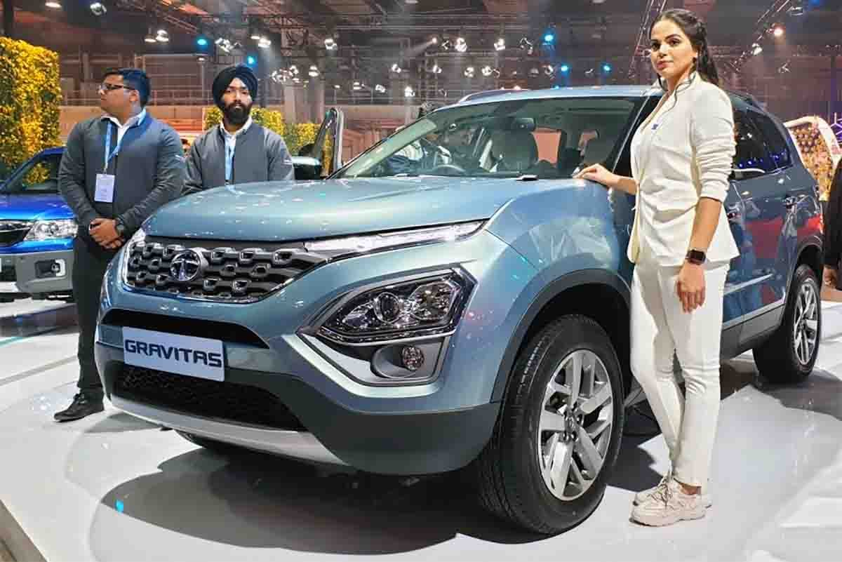 Launch of Tata Gravitas (Harrier 7-Seater) Delayed - FULL INFO