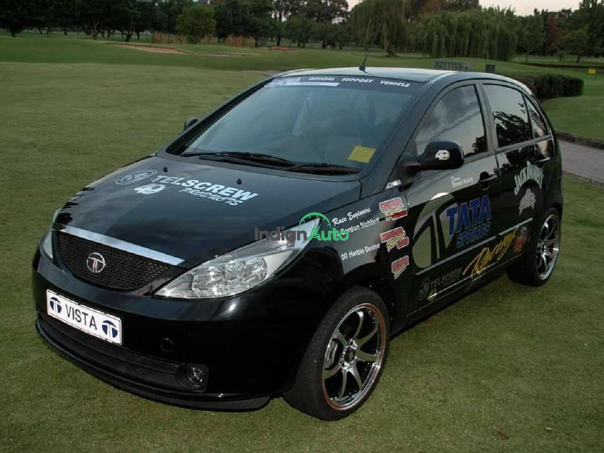 Tata Indica on Foreign Race Circuit Gives INTENSE 'Make in India' Goals