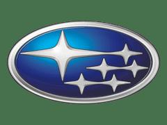 Subaru car logo