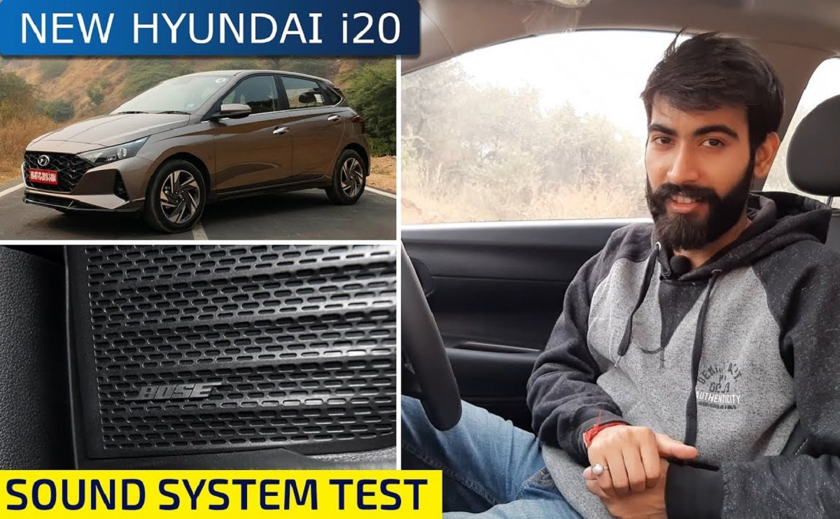 All-new Hyundai i20's Sound System Test with 3 Music Genres – VIDEO