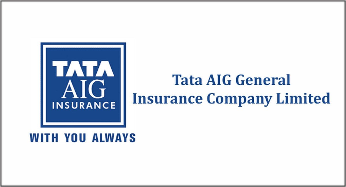 Which insurance is best for car in india Tata AIG General Insurance Company Limited logo