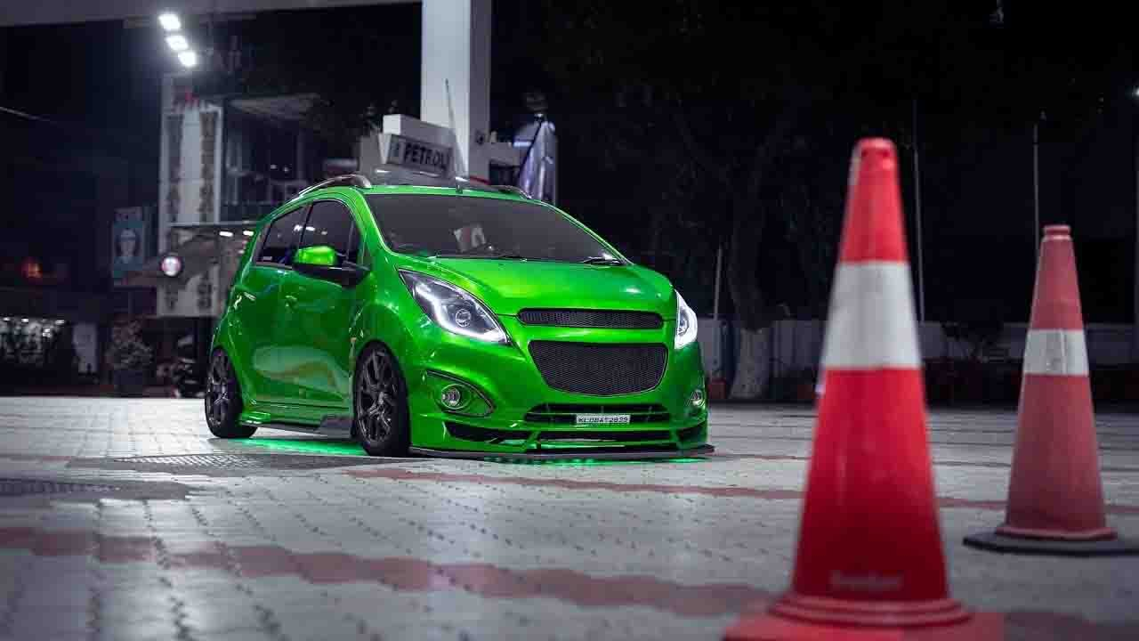5 Stunning Modified Chevrolet Beat In India