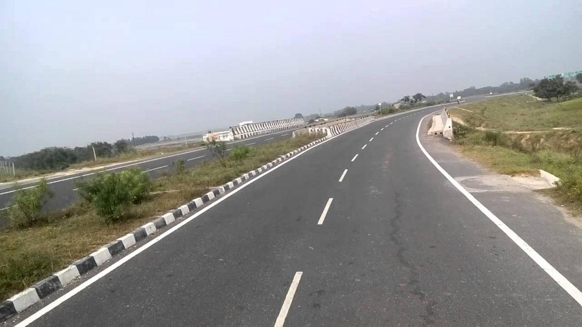 best roads in Bihar