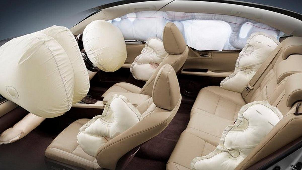 check accident history of car airbags in cars
