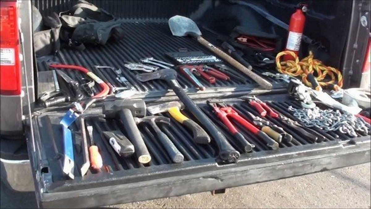 tool kit for car