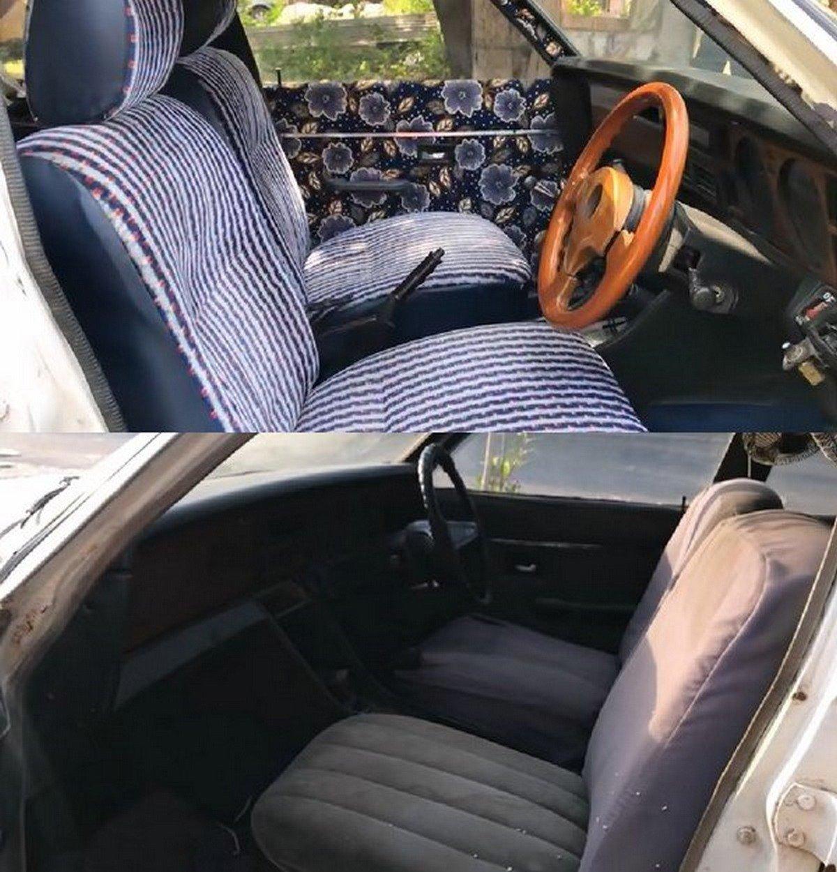 Hindustan Motors Contessass interior