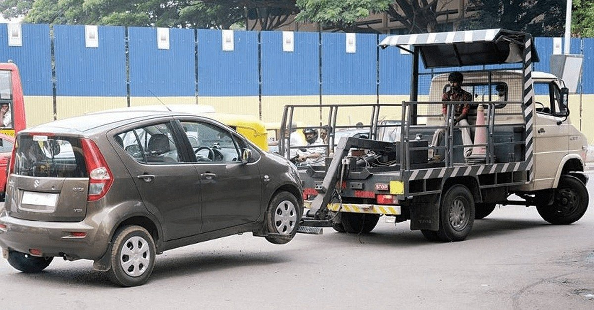 No parking fines in Pune