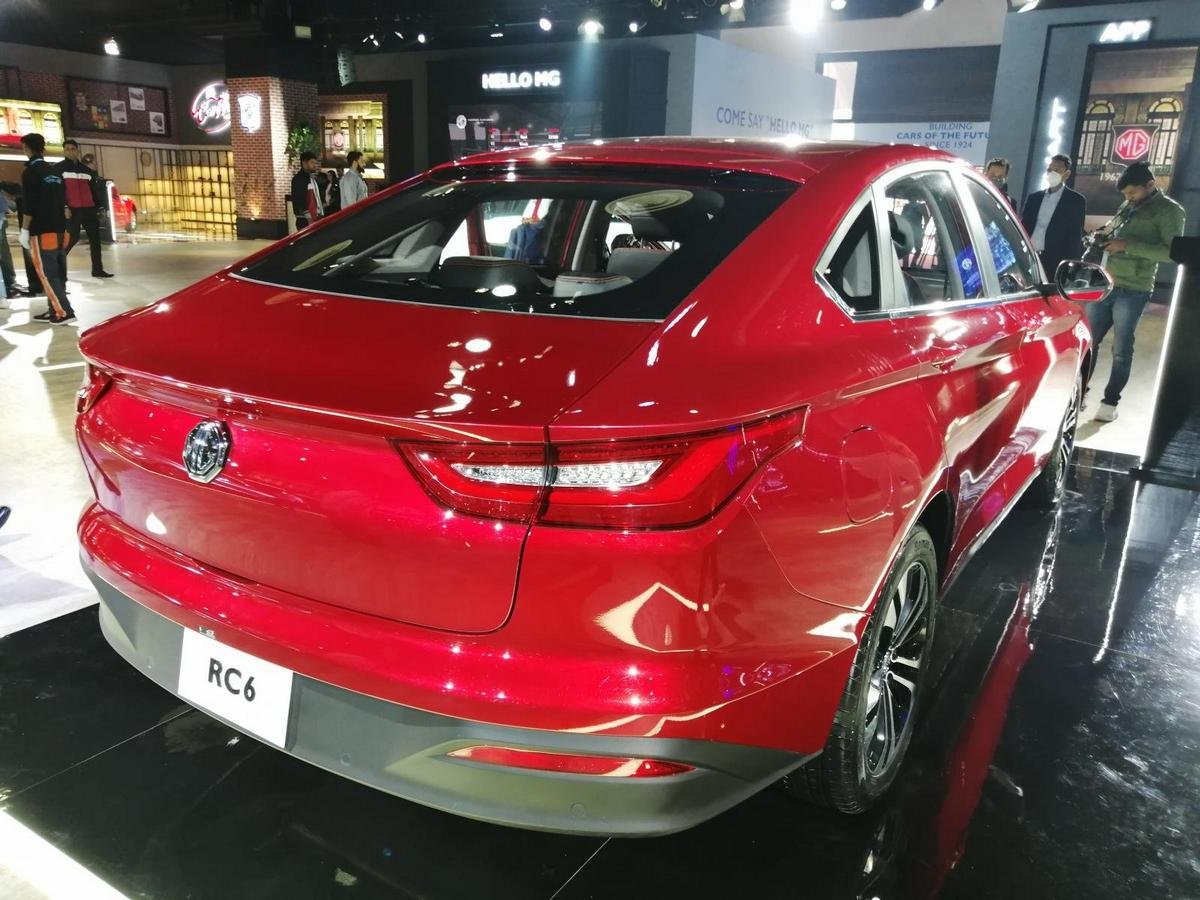 MG RC 6 India debut at Auto Expo 2020