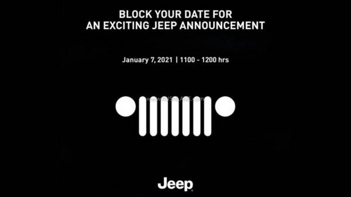 2021 jeep compass teased