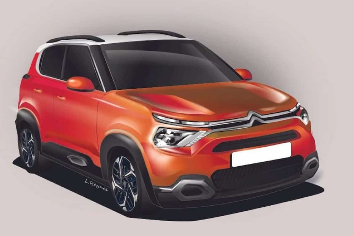 Upcoming Citroen Cars and SUVs for India C21