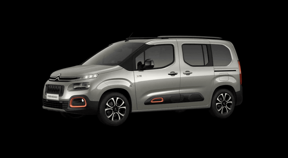 Upcoming Citroen Cars and SUVs for India Berlingo