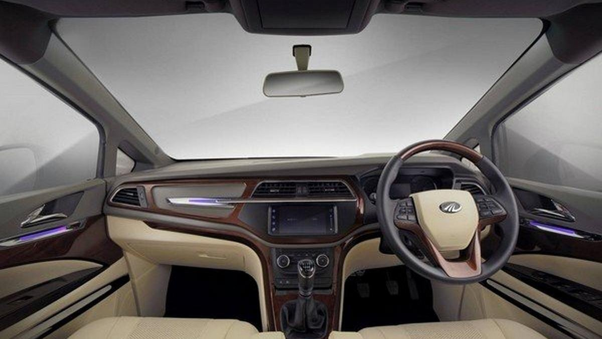 dc designed marazzo interior dashboard