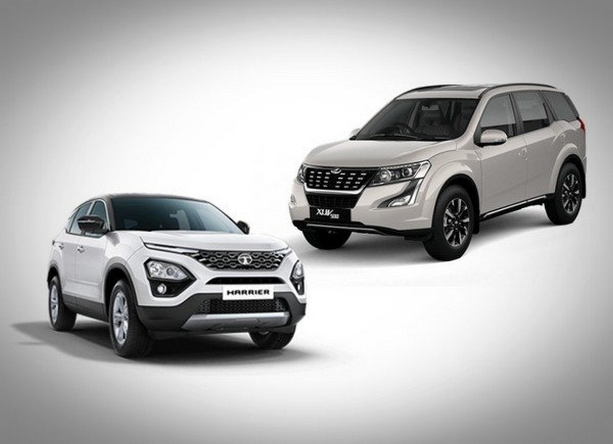 tata harrier vs mahindra xuv500