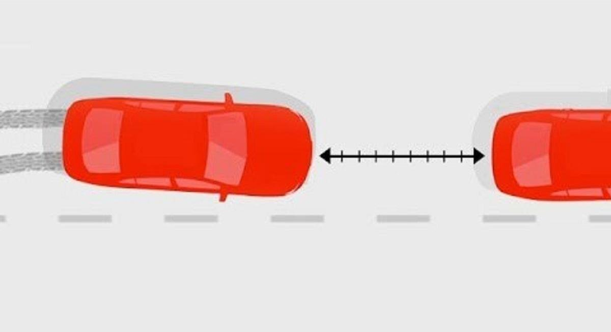 3-second rule in driving