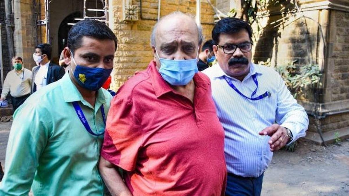 Dilip Chhabria arrested image