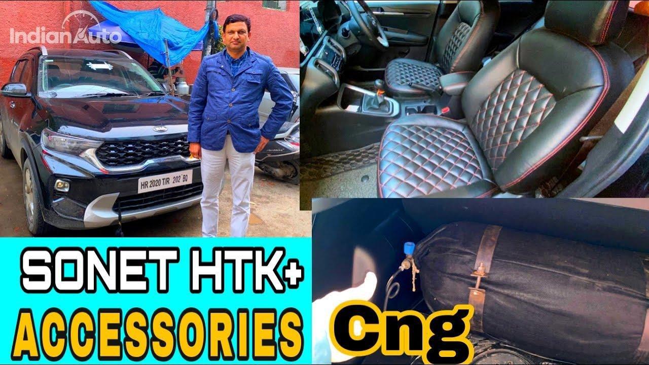 Kia Sonet Gets Aftermarket CNG Kit Installed, Owner Shares Feedback