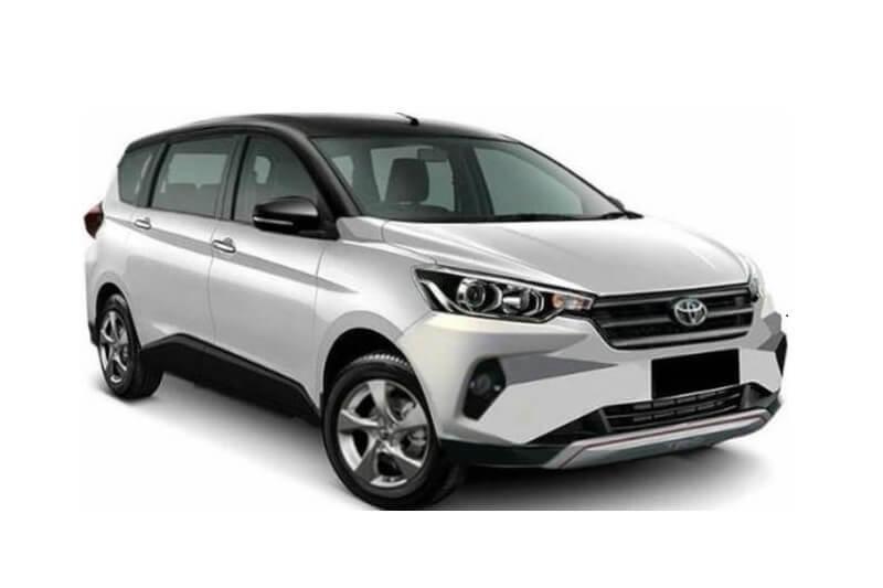 upcoming Toyota cars in india TOYOTA MPV BASED ON ERTIGA