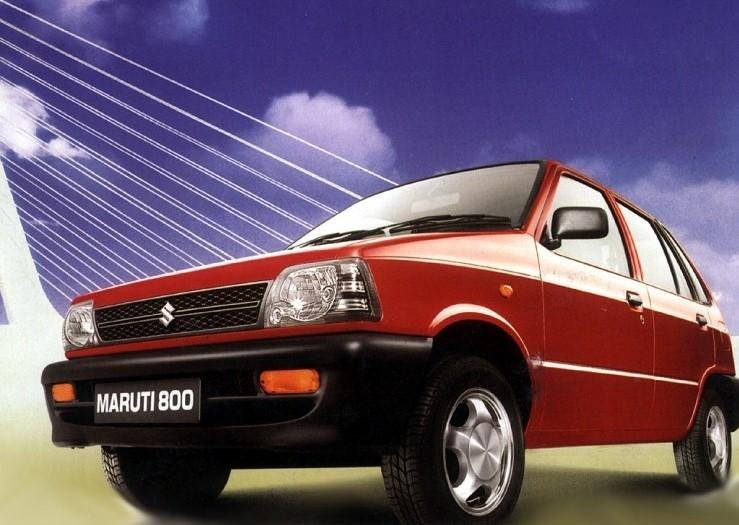 Dubbed The 'Overkiller', This Maruti 800  Render Has Got For A Flame Throwing Overhaul