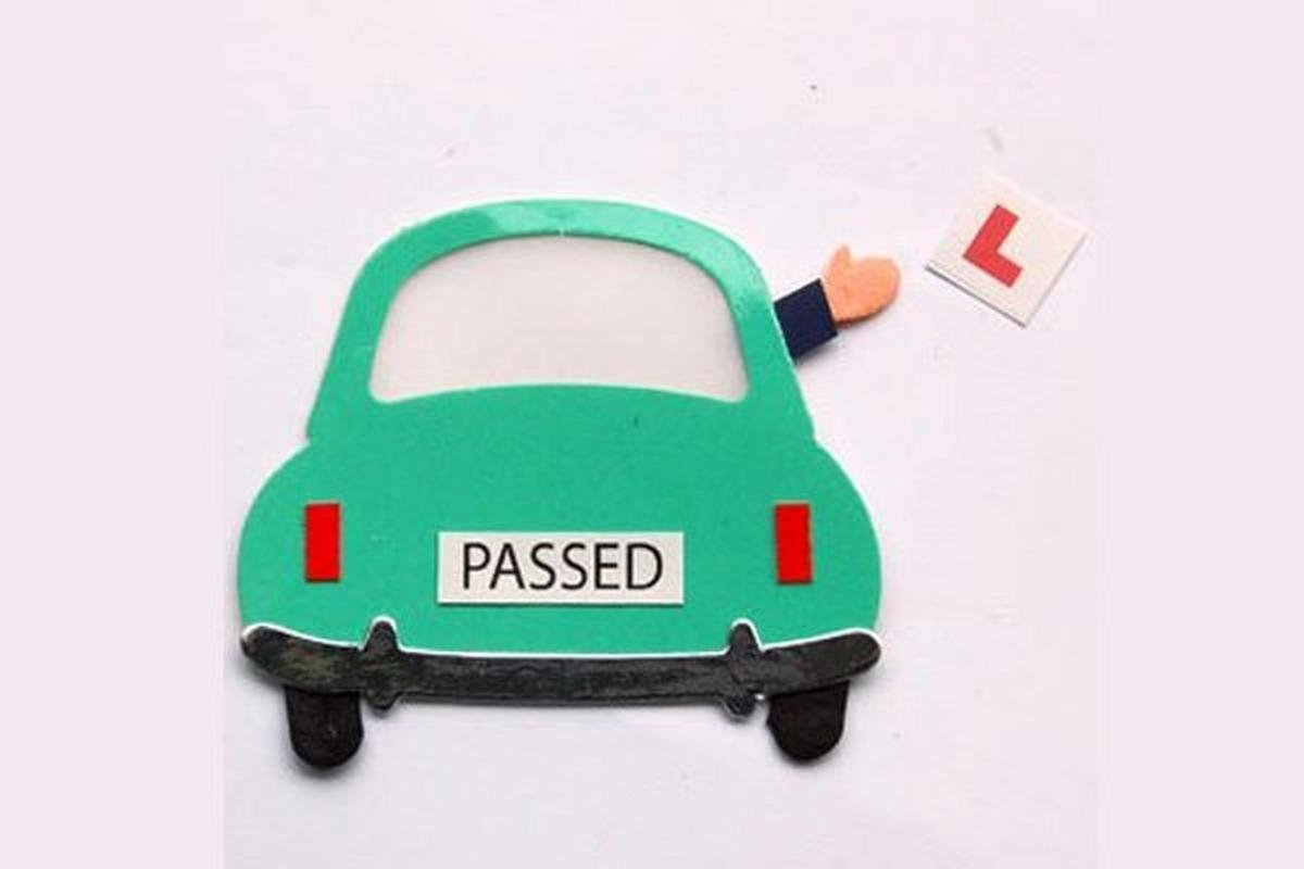 small green car