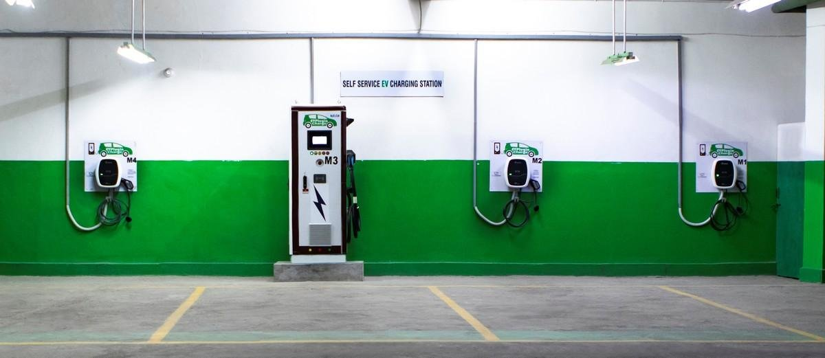 electric charging stations-in-india