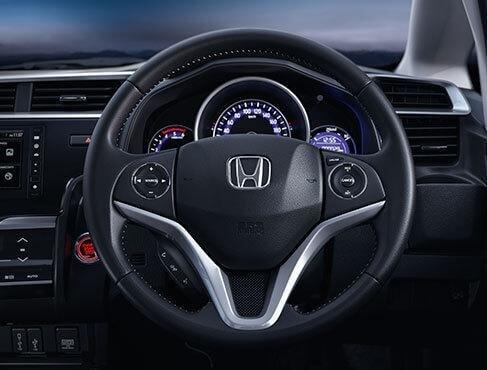 honda wrv steering