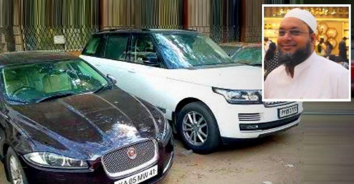 mansoon khan range rover and jaguar-xf