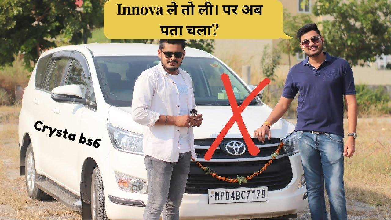 Pros And Cons Of Owning BS-VI Toyota Innova Crysta Diesel - VIDEO