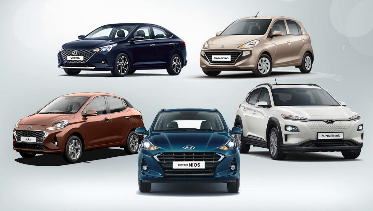 Hyundai car offers image