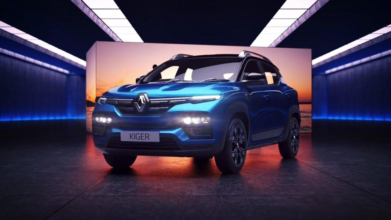 Renault Globally Unveils New Kiger Compact SUV With Ad, Launch In March