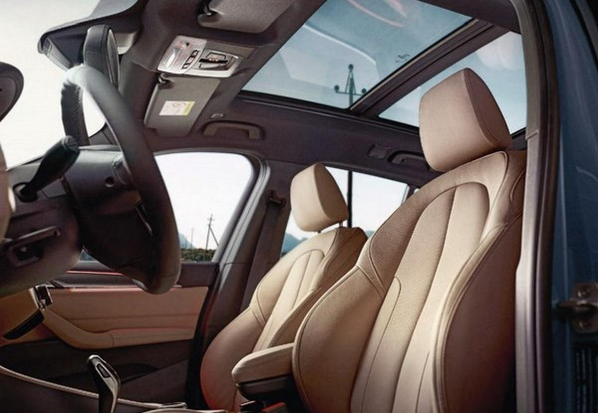 bmw x1 front sunroof