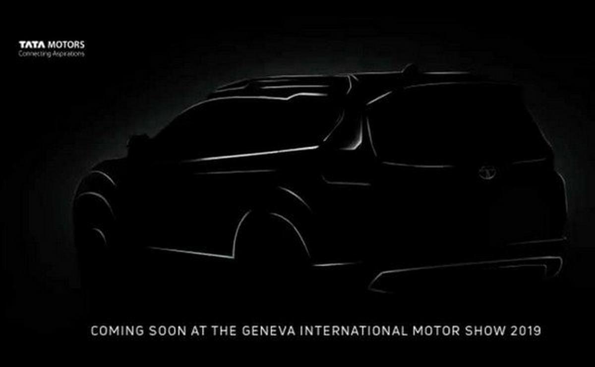 Tata H7X teaser