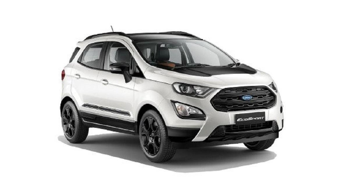 best ground clearance cars below 15 lakhs Ford EcoSport