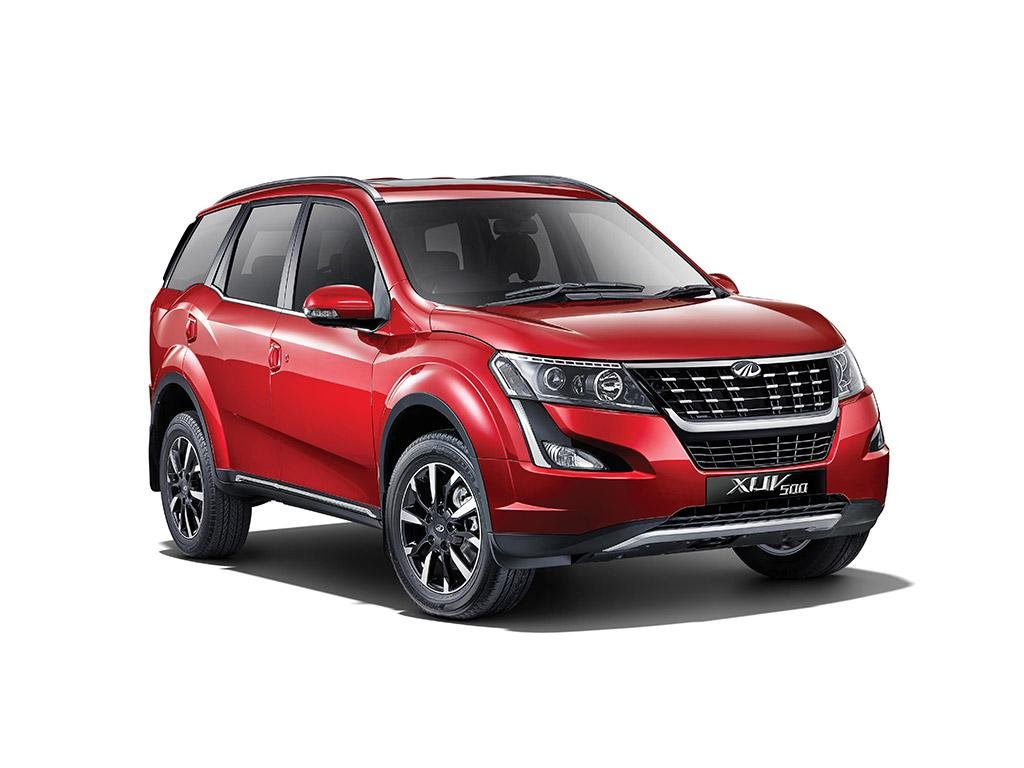 best ground clearance cars below 15 lakhs Mahindra XUV500