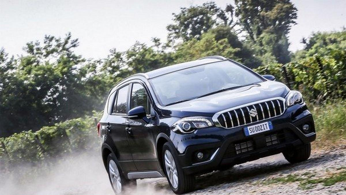 highest mileage in India Maruti S-Cross 2018 on road front
