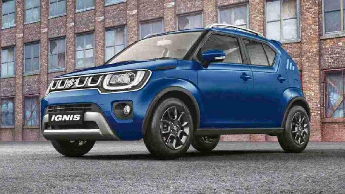 Maruti Suzuki Offers Discounts Upto Rs 39,000 For The Ignis