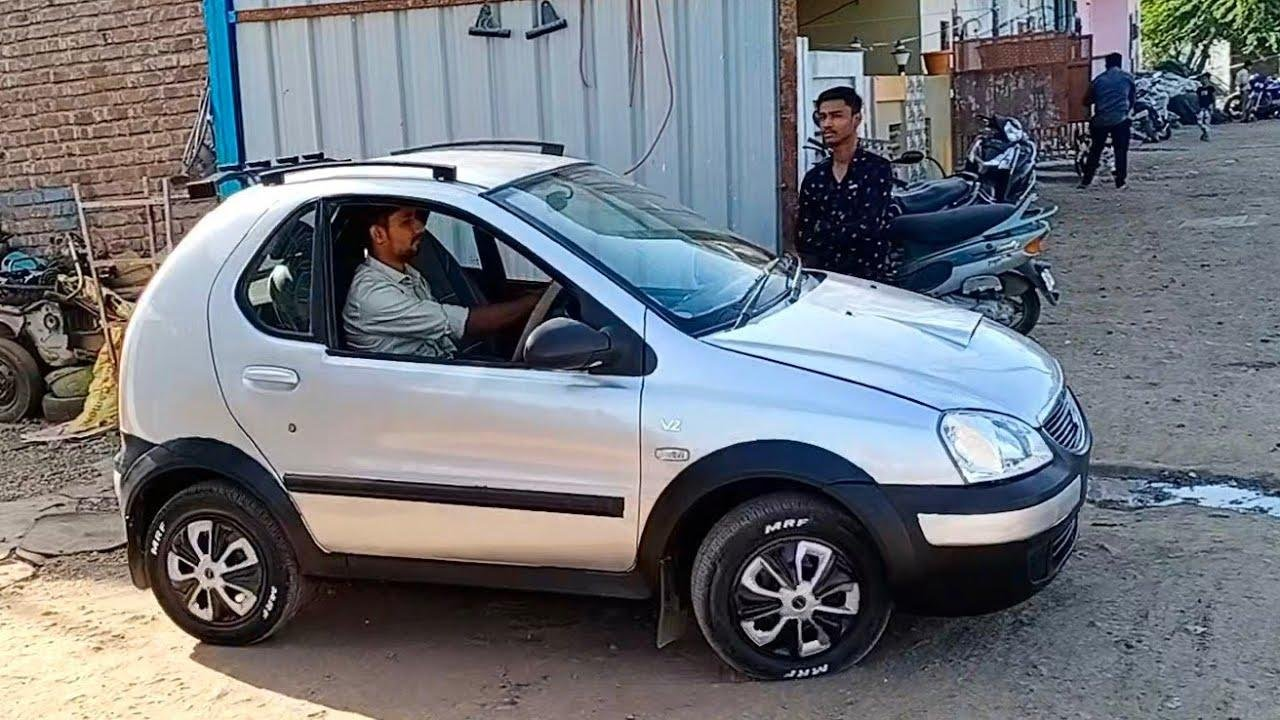 Behold, The Only Three-Door Tata Indica In The Country
