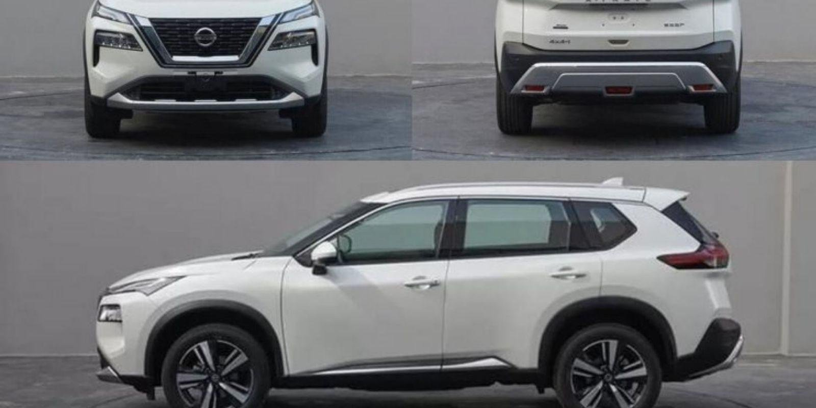 Next-Generation Nissan X-Trail's Pictures Gets Leaked Ahead Of Global Launch