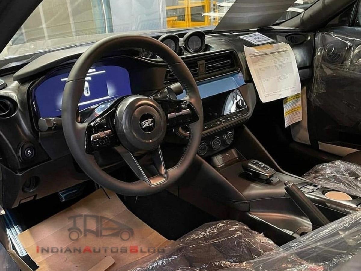 Next-Gen Nissan Z Car's Production-Ready Pictures Leak, Looks Ace