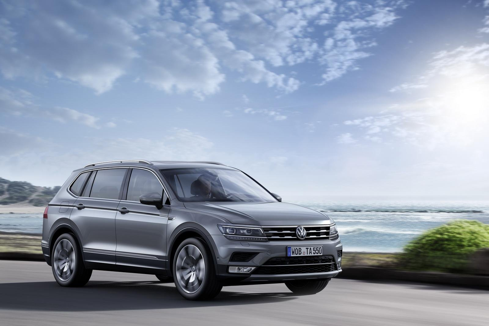 Here Are The 4 New SUVs Volkswagen Is Launching In India This Year