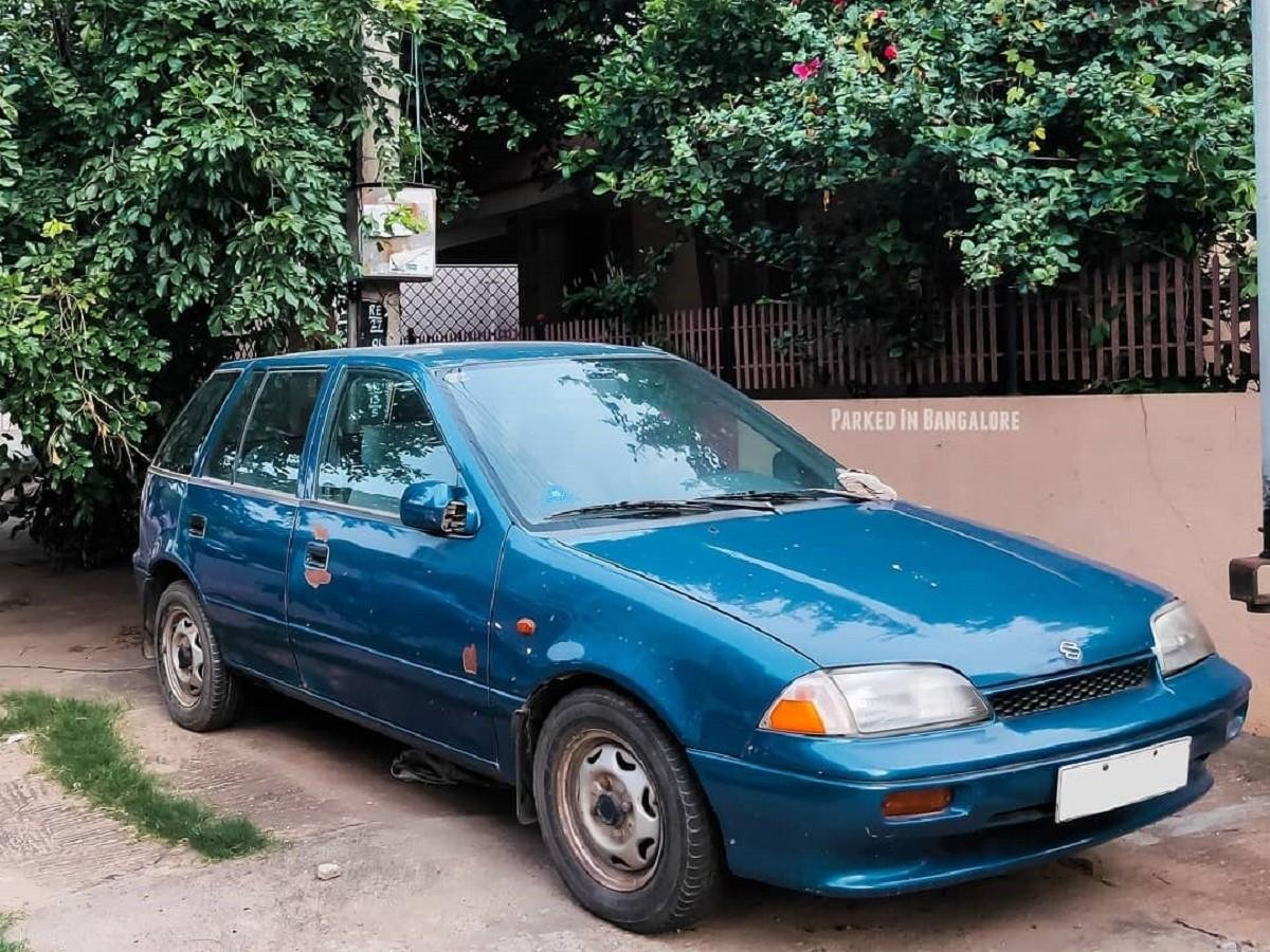 Check Out This 1989 Suzuki Swift Here, Oldest Example in Country