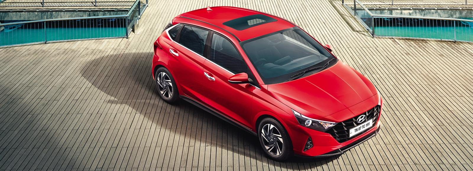 Top-5 Best Selling Premium Hatchbacks In India, March 2021