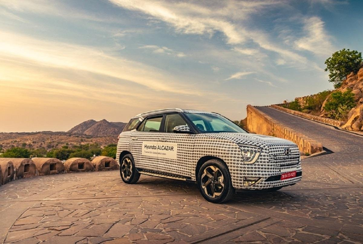 Hyundai Reveals Intended Target Audience For The New Alcazar