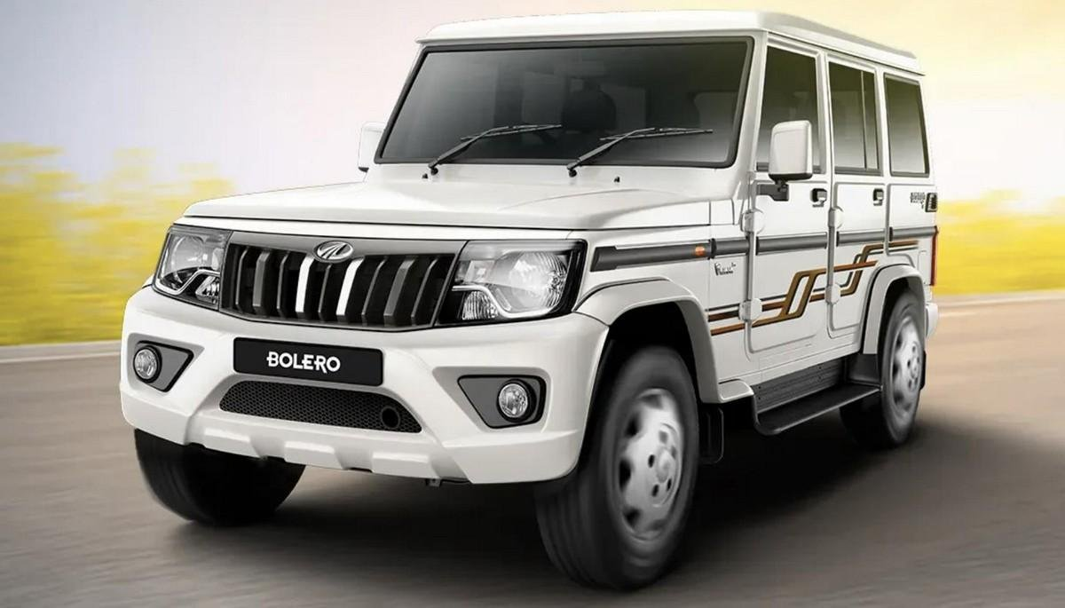 SUVs under 10 lakh mahindra bolero