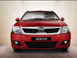 Mahindra Verito 2018 driect  front look red color