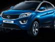 Tata Nexon India 2018 Exterior Blue colour