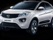 Tata Nexon India 2018 Exterior white colour